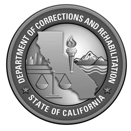 CDCR Logo