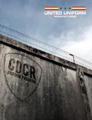 CDCR Brochure